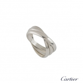 Platinum Trinity de Cartier Ring